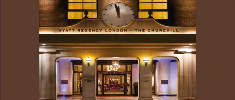 Hyatt Regency London, The Churchill