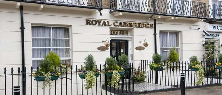 Royal Cambridge Hotel, London