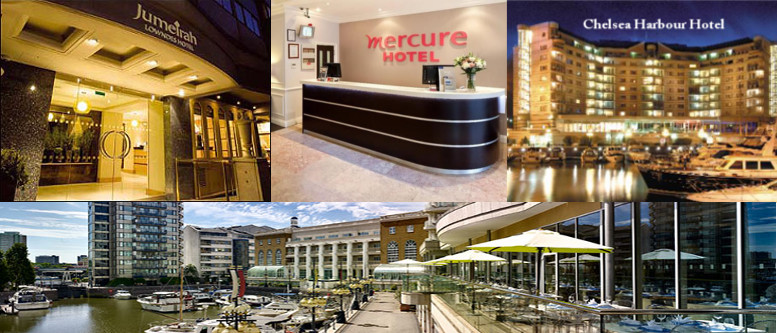 London Hotel Reservation Hotel Offers