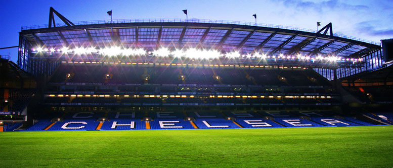 Chelsea Football Club, Stamford Bridge Stadium