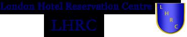 London Hotel Reservation - Logo