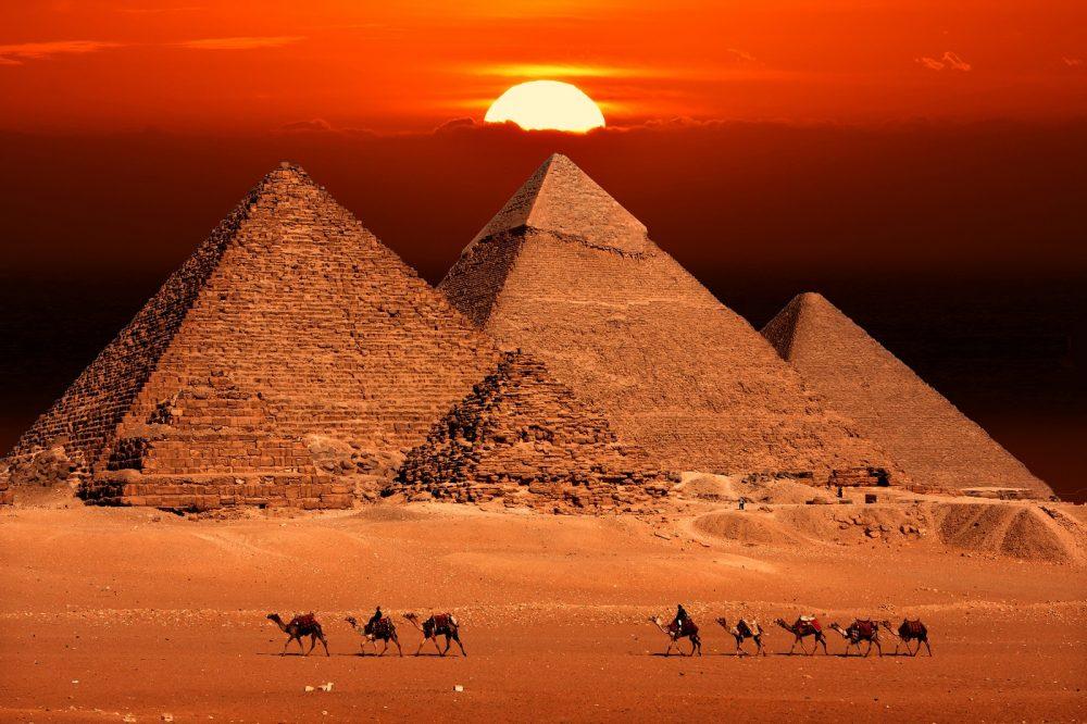 Pyramid, Cairo